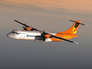 Malaysia Airlines Acquires 20 ATR 72-500s for Firefly and MASwings