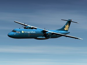 Vietnam Airlines Expands its Regional Fleet With 5 New ATR 72-500s