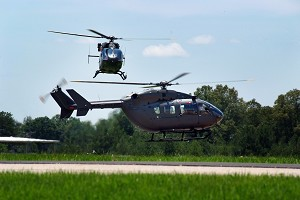 EADS Begins UH-72A Deliveries to the US Army National Guard