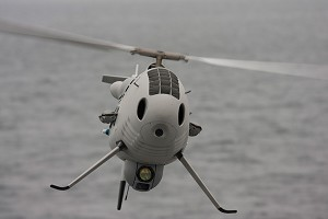 CAMCOPTER S-100 Completes Extensive German Navy Flight Trials