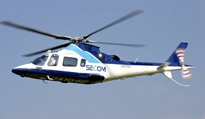 SECOM Takes Delivery Of AW109 Power Helicopter