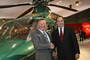 Ornge Orders 10 AW139 Helicopters