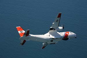 EADS Delivers 6th HC-144A Maritime Patrol Aircraft to USGC