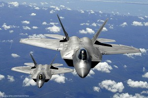 LM Selects Rockwell Collins for F-22 Avionics Support