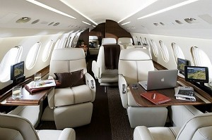 Dassault Falcon Launches New Interior Concept for the Falcon 7X