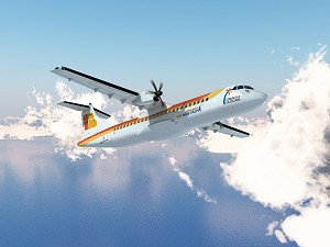 Air Nostrum Orders 10 ATR 72-600s Plus Options for 10 Aircraft