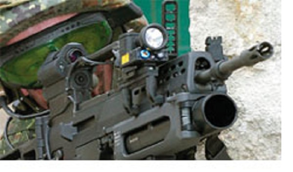 Oerlikon Contraves Deutschland Is Now Rheinmetall Soldier El