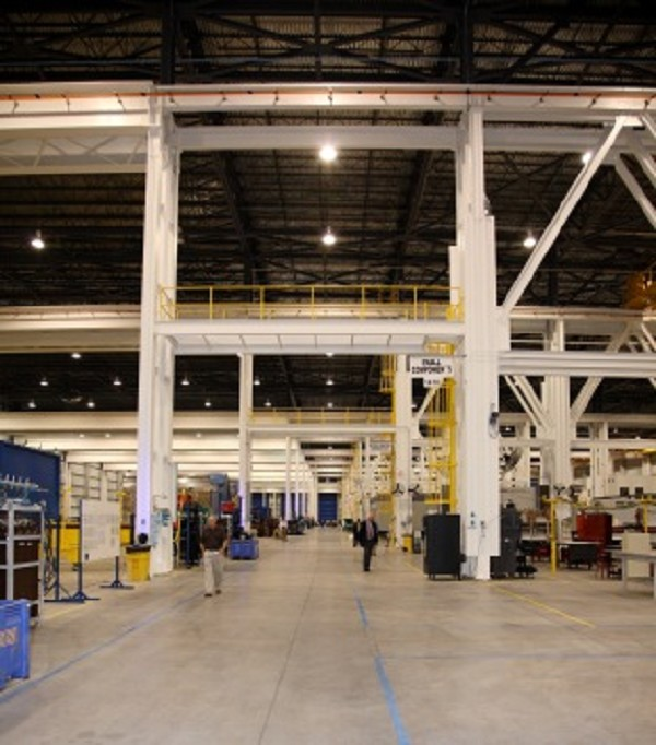 Austal Opens New Shipbuilding Facility