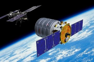 Dutch Space to Supply Solar Arrays for ISS Resupply System