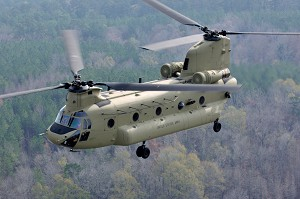 Turkey - CH-47F CHINOOK Helicopters