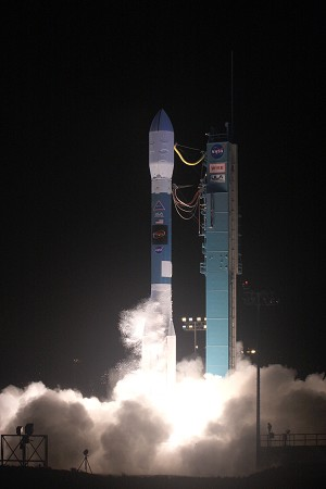 ULA Caps Banner Launch Year with Successful Delta II NASA WISE Launch