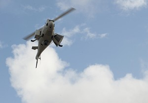 Schiebel Demos CAMCOPTER S-100 Together With Boeing