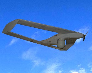 Innocon's Micro-Falcon UAV Highly Successful With STAMP Payload Onboard