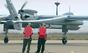 Thales Leads European Study on Integration of UAS Into General Air Traffic