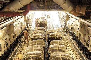 C-17 Squadron Sets New Standard in Deployed Airdrops