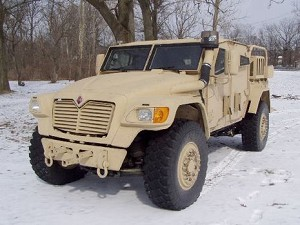 Navistar to Produce Additional UK Tactical Support Vehicles