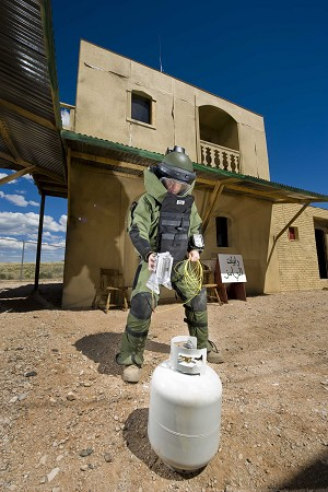 Sandia Labs' Device Helps US Troops in Afghanistan Disable IEDs