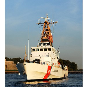 KVH Wins $42 M USCG Contract for mini-VSAT Broadband Service