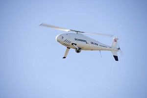Schiebel Camcopter S-100 Plays Key Role in G-20 Security in Seoul