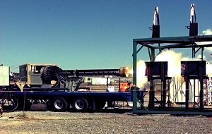 Blitzer Successfully Completes Aerodynamic Projectiles Testing