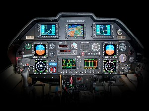 Brazilian Approval of EX600 Multifunction Display in Agusta A10S Helicopter