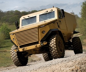 MTL Group awarded 'V Hull' contract for Foxhound Vehicle