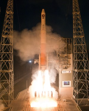 ULA Successfully Launches 4th NRO Mission in 6 Months