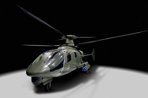 Aurora Wins Contract for Sikorsky S-97 RAIDER Prototype Airframes