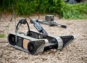 iRobot Announces $7.6 M SUGV Order from US Army