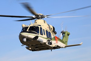 AgustaWestland Secures Contract with US Army for Egyptian AF