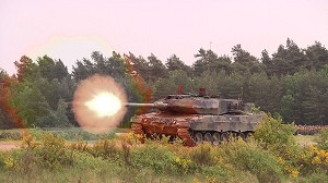 Dutch Tank History Ends With a Bang