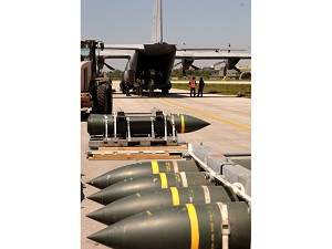 Enhanced Paveway III Bombs Ready for Action in Libya