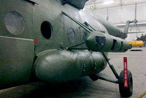 Aircraft Survivability Equipment for Polish Mi-17 and Mi-24 Helicopters
