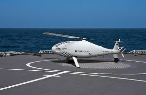 UAV Success for OAO Gorizont and Schiebel in Russia