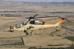 TAI Announces 1st Flight of T129 Helicopter