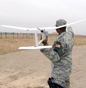 AeroVironment Receives $6.9 M Order from USAF for Raven UAS