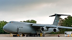 9th C-5 Inducted For Modernization