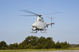 Fire Scout Completes 1st Navy Unmanned Flight On Biofuel
