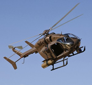 EADS Readies Armed Aerial Scout 72x Helicopter for Competitive Fly Off Demo