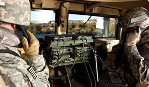 Harris Receives Orders for Falcon III AN/PRC-117G Multiband Manpack Radios