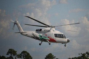 Sikorsky S-76D Helicopter Moves Closer to Certification as Engines Gain Type Certification