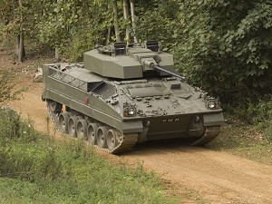 Billion-Pound Upgrade to Armoured Vehicles Announced