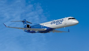 Chinese Airline Places Conditional Order for 6 Bombardier CRJ900 NextGen Aircraft