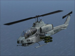 Turkey - AH-1W SUPER COBRA Attack Helicopters