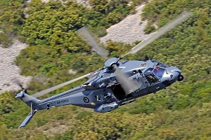 Development of multi-role NH90 TTH is formally completed
