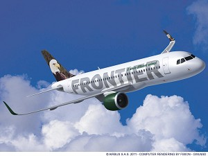 Republic finalizes order for 80 A320neo Family aircraft
