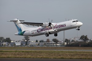 Caribbean Airlines takes delivery of its 1st ATR 72-600