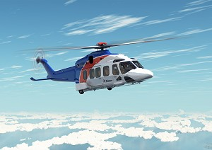 Bristow Group Signs Contract for 6 AW189 Helicopters