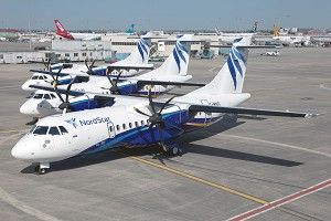 Russia's NordStar Airlines adds up to 7 ATR 42-600s to its fleet