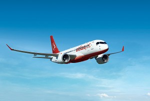 Turkey's Atlasjet Signs for up to 15 Bombardier CS300 Airliners